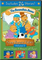 Cover image for The Berenstain Bears. Tree house tales, volume 2 [videorecording (DVD)].