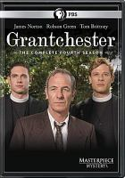 Cover image for Grantchester. The complete fourth season [videorecording (DVD)]