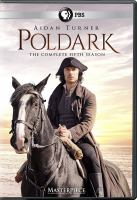 Cover image for Poldark. The complete fifth season [videorecording (DVD)]