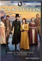 Cover image for Sanditon [videorecording (DVD)]