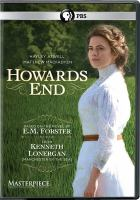 Cover image for Howards End [videorecording (DVD)]
