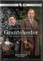 Cover image for Grantchester. The complete fifth season [videorecording (DVD)]
