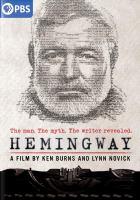 Cover image for Hemingway [videorecording (DVD)]