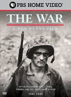 Cover image for The war [videorecording (DVD)]