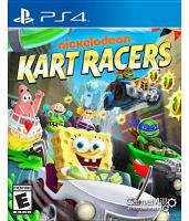 Cover image for Nickelodeon kart racers [electronic resource (video game)].