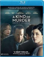 Cover image for A kind of murder [videorecording (Blu-ray)]