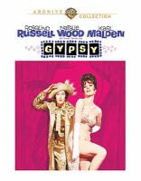 Cover image for Gypsy [videorecording (Blu-ray)]