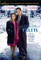 Cover image for The color of rain [videorecording (DVD)]