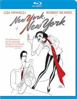 Cover image for New York, New York [videorecording (Blu-ray)]