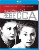 Cover image for Rebecca [videorecording (Blu-ray)]