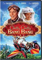Cover image for Chitty chitty bang bang [videorecording (DVD)]