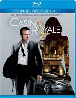 Cover image for Casino royale [videorecording (Blu-ray)]