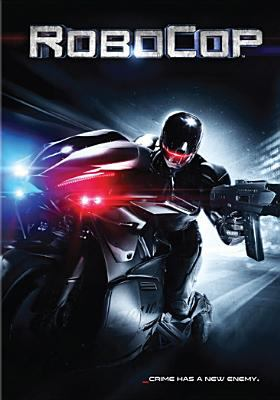 Cover image for Robocop [videorecording (DVD)]