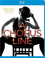 Cover image for A chorus line [videorecording (Blu-ray)]