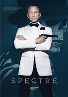 Cover image for Spectre [videorecording (DVD)]