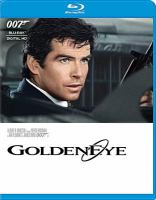 Cover image for Goldeneye [videorecording (Blu-ray)]
