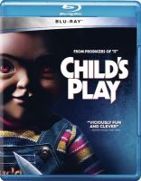 Cover image for Child's play [videorecording (Blu-ray)]