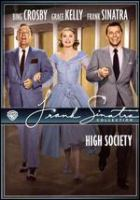 Cover image for High society [videorecording (DVD)]