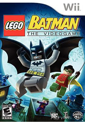 Cover image for Lego Batman [electronic resource (video game)] : the video game.