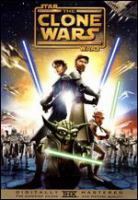 Cover image for Star wars. The clone wars [videorecording (DVD)]