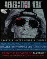 Cover image for Generation kill [videorecording (Blu-ray)]