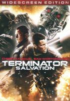 Cover image for Terminator salvation [videorecording (DVD)]