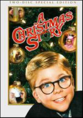Cover image for A Christmas story [videorecording (DVD)]