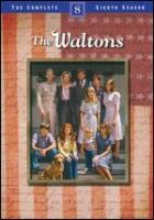 Cover image for The Waltons. The complete eighth season [videorecording (DVD)]