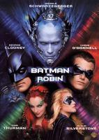 Cover image for Batman & Robin [videorecording (DVD)]