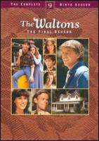 Cover image for The Waltons. The complete ninth season [videorecording (DVD)]