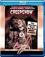 Cover image for Creepshow [videorecording (Blu-ray)]