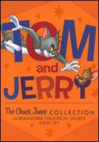 Cover image for Tom and Jerry. The Chuck Jones collection [videorecording (DVD)]