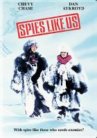 Cover image for Spies like us [videorecording (DVD)]
