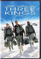 Cover image for Three kings [videorecording (DVD)]