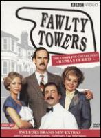 Cover image for Fawlty Towers. The complete collection, remastered [videorecording (DVD)]
