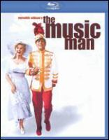 Cover image for The music man [videorecording (Blu-ray)]