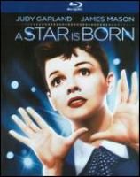 Cover image for A Star is born [videorecording (Blu-ray)]