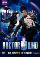 Cover image for Doctor Who. The complete fifth series [videorecording (DVD)]