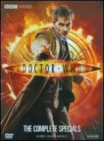 Cover image for Doctor Who. The complete specials [videorecording (DVD)]