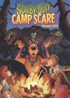 Cover image for Scooby-Doo!. Camp scare [videorecording (DVD)] : original movie