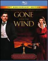 Cover image for Gone with the wind [videorecording (Blu-ray)]