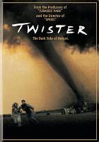 Cover image for Twister [videorecording (DVD)]