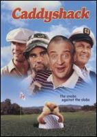 Cover image for Caddyshack [videorecording (DVD)]