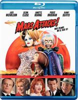 Cover image for Mars attacks! [videorecording (Blu-ray)]