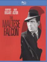 Cover image for The Maltese falcon [videorecording (Blu-ray)]