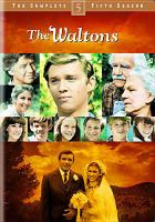 Cover image for The Waltons. the complete fifth season [videorecording (DVD)]