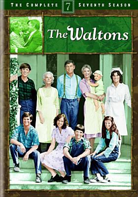 Cover image for The Waltons. The complete seventh season [videorecording (DVD)]