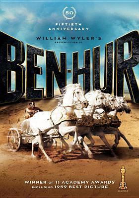 Cover image for Ben-Hur [videorecording (DVD)] : a tale of the Christ