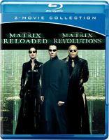 Cover image for Matrix reloaded ; Matrix revolutions [videorecording (Blu-ray)]