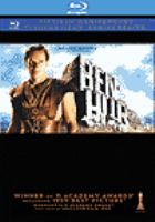 Cover image for Ben-Hur [videorecording (Blu-ray)]